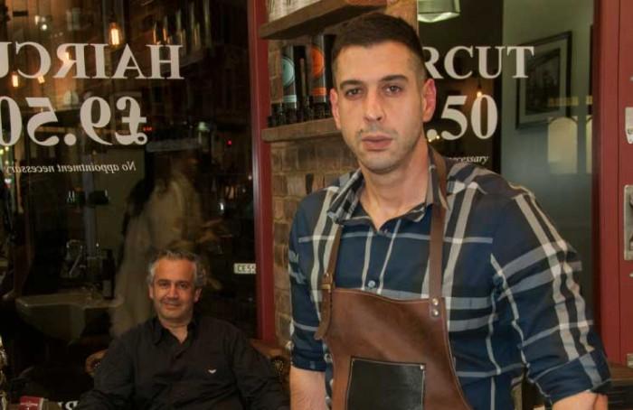 Hammersmith Barbers-Alexander-Barbers