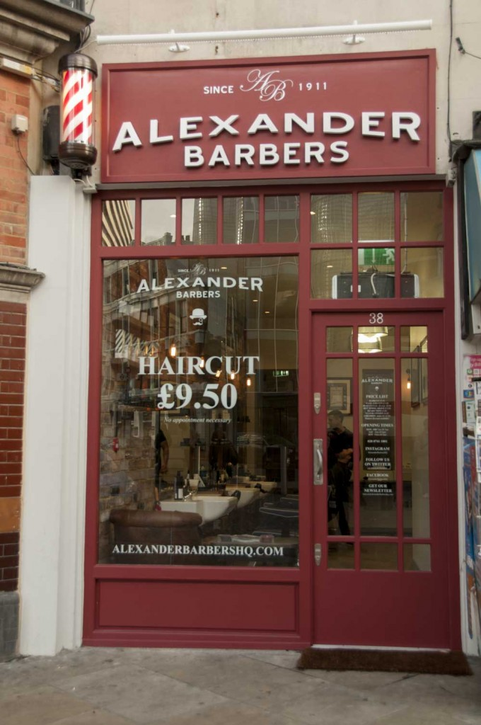 Hammersmith-Barbers-Alexander-Barbers-HQ-W6-Ext