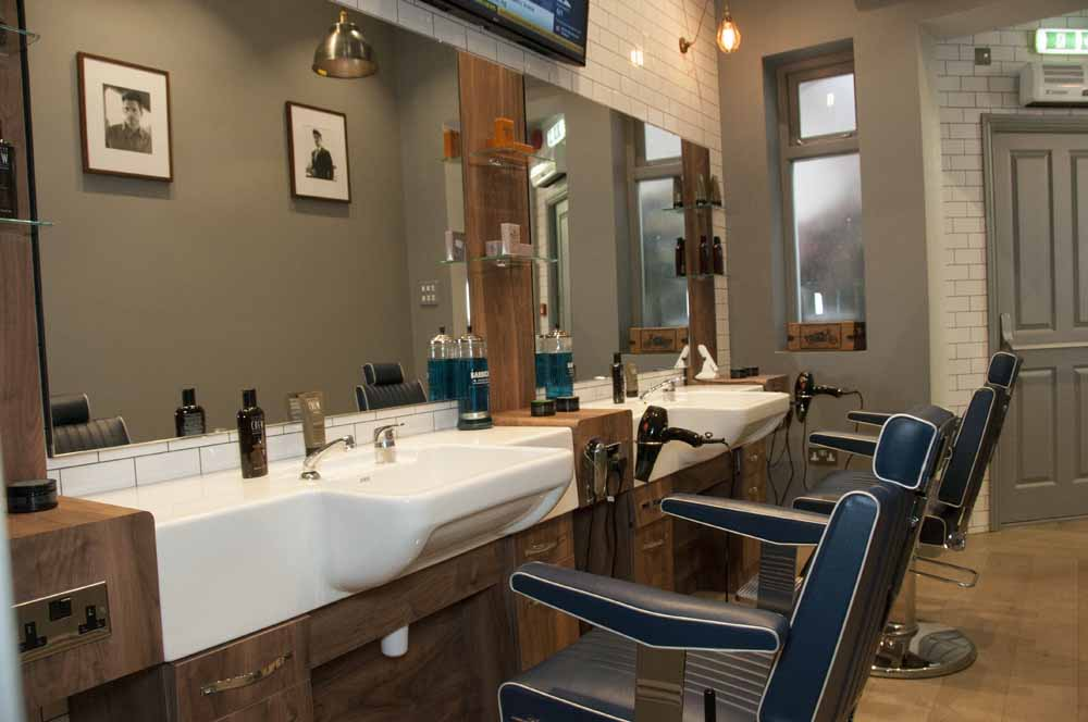 Hammersmith Barbers - Alexander Barbers HQ